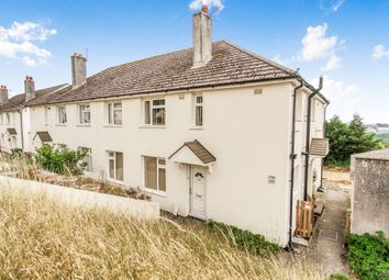 Thumbnail 2 bed maisonette for sale in Taunton Avenue, Plymouth