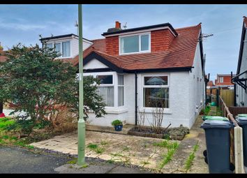 Thumbnail 3 bed semi-detached bungalow for sale in Westcroft Road, Gosport
