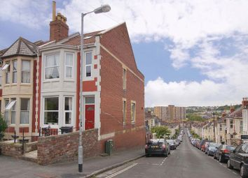 Thumbnail 1 bed flat for sale in Vicarage Road, Southville, Bristol