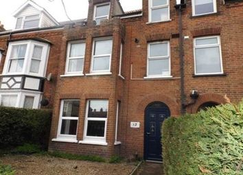 Thumbnail 1 bed flat to rent in Holway Road, Sheringham
