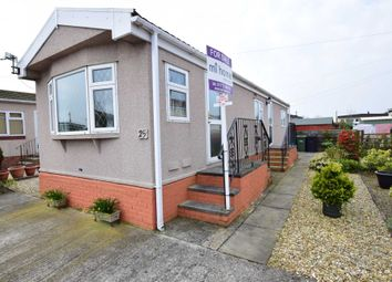 Thumbnail 2 bedroom mobile/park home for sale in Lynwood Park, Warton, Preston