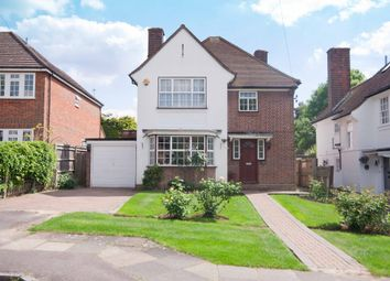 Thumbnail 4 bed detached house for sale in Marsworth Avenue, Pinner