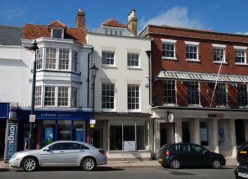 Thumbnail 1 bedroom flat to rent in Lymington, Hampshire