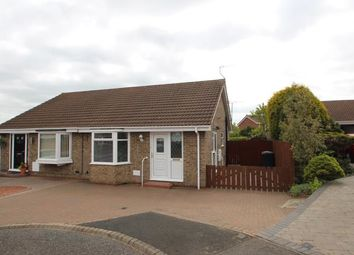Thumbnail 1 bed bungalow for sale in Plover Close, Washington, Tyne & Wear