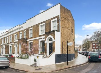 Thumbnail 3 bed end terrace house for sale in Coity Road, Kentish Town, London