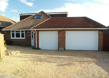 Thumbnail 4 bed detached house for sale in Wivelsfield Road, Saltdean