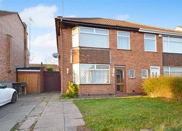 Thumbnail 3 bedroom semi-detached house for sale in Gretna Road, Finham, Coventry