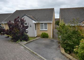 Thumbnail 3 bed bungalow to rent in Hazelmead, Liskeard, Cornwall