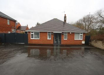 Thumbnail 3 bed bungalow for sale in Dividy Road, Bucknall