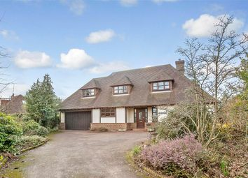 Thumbnail 4 bed detached house for sale in Maidstone Road, Matfield, Tonbridge, Kent