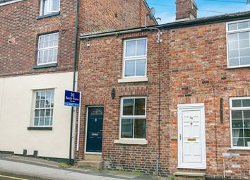 Thumbnail 1 bed terraced house for sale in Bridge Street, Macclesfield