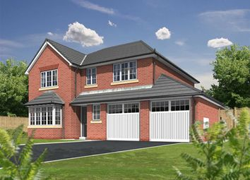 Thumbnail 4 bed detached house for sale in Garstang Road, Barton, Preston