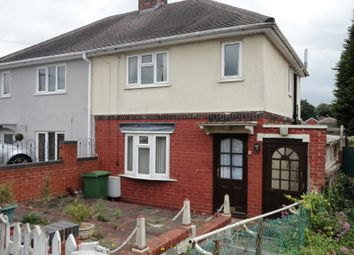Thumbnail 2 bed semi-detached house for sale in Bankwell Street, Brierley Hill, West Midlands
