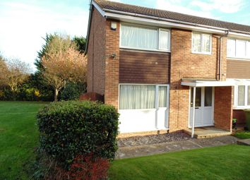 Thumbnail 3 bed end terrace house for sale in Pytchley Rise, Wellingborough