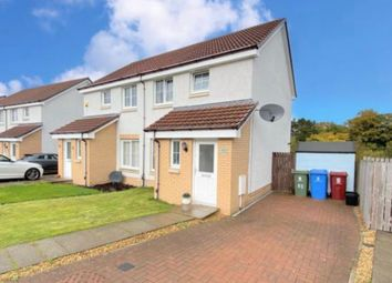 Thumbnail 2 bed semi-detached house for sale in Canalside Drive, Reddingmuirhead