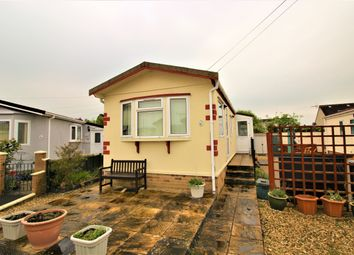 Thumbnail 2 bed bungalow for sale in Hillview Park Homes, Locking Road, Weston-Super-Mare