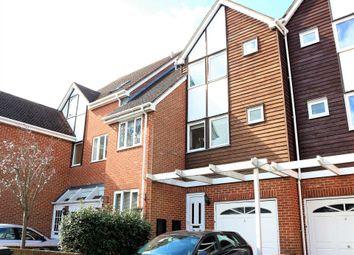 Thumbnail 4 bed terraced house for sale in Rheims Court, Canterbury