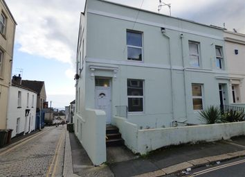 Thumbnail 1 bed flat to rent in Radnor Street, Plymouth