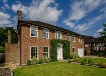 Thumbnail 4 bed property to rent in Northcliffe Drive, Totteridge