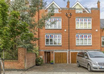 Thumbnail 5 bed terraced house for sale in West Road, London
