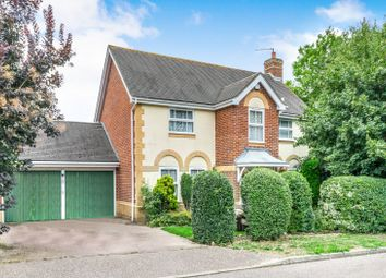 Thumbnail 4 bedroom detached house to rent in Earles Meadow, Horsham