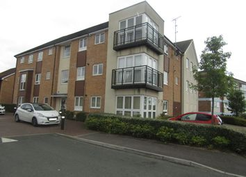 Thumbnail 2 bedroom flat for sale in Shearer Close, Havant, Hampshire