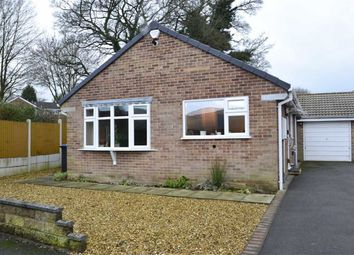 Thumbnail 1 bed detached bungalow for sale in Yokecliffe Avenue, Wirksworth, Derbyshire