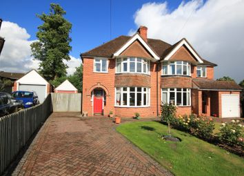 Thumbnail 3 bedroom semi-detached house for sale in Littlecote Drive, Reading