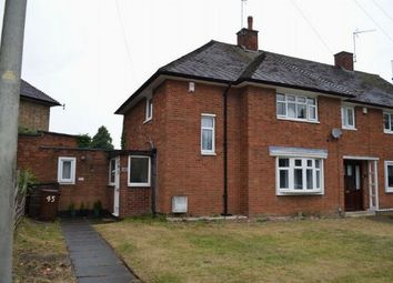 Thumbnail 3 bed end terrace house for sale in Windrush Way, Kings Heath, Northampton