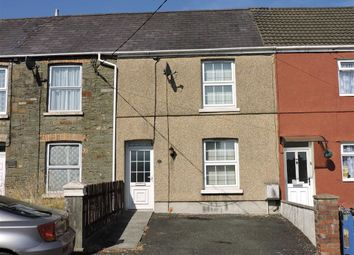 Thumbnail 2 bed terraced house for sale in Bryncaerau, Trimsaran, Kidwelly