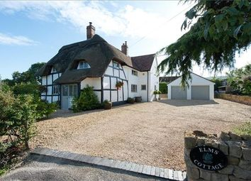 Thumbnail 4 bed detached house for sale in Netherton Lane, Pershore, Worcestershire