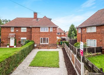 Thumbnail 3 bed semi-detached house for sale in Wetherby Close, Aspley, Nottingham