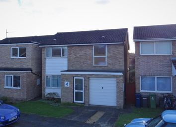 Thumbnail 3 bed detached house for sale in Baycliffe Close, Cherry Hinton, Cambridge