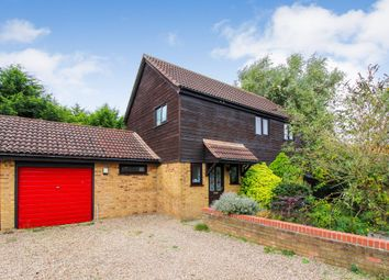 Thumbnail 4 bed detached house to rent in Gravel Hill, Stoke Holy Cross, Norwich