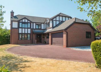Thumbnail 4 bed detached house for sale in Abbey Close, Bowdon, Altrincham