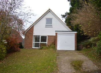 Thumbnail 3 bed detached house to rent in Chantry Mead, Hungerford