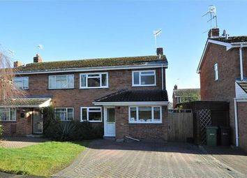 Thumbnail 3 bedroom semi-detached house to rent in Baveney Road, Worcester