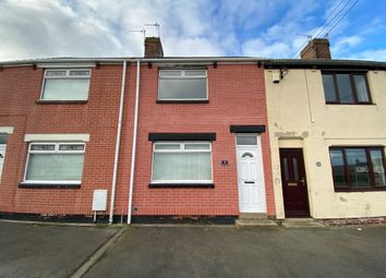 Thumbnail 2 bed terraced house to rent in Albert Street North, Thornley, Durham