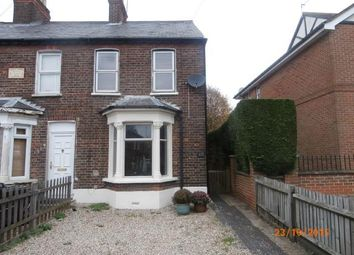 Thumbnail 2 bedroom terraced house to rent in Amersham Road, High Wycombe
