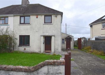 Thumbnail 3 bed semi-detached house for sale in River View, Hundleton, Pembroke