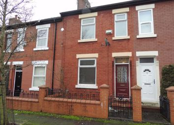 Thumbnail 2 bedroom terraced house for sale in Vale Top Avenue, Moston, Manchester