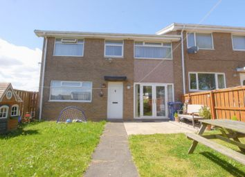 Thumbnail 3 bedroom terraced house for sale in Mount Pleasant Court, Throckley, Newcastle Upon Tyne