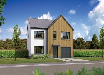"Thumbnail 4 bedroom detached house for sale in ""Carlton"" at Whitehills Gardens, Cove, Aberdeen"