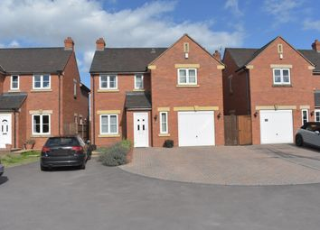 Thumbnail 4 bed detached house for sale in Wilding Close, Tewkesbury
