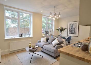 Thumbnail 1 bed flat for sale in Belmont Road, Wallington, Surrey