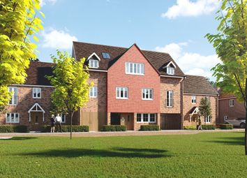 Thumbnail 2 bed flat for sale in Barnsbury House, De Burgh Gardens, Tadworth