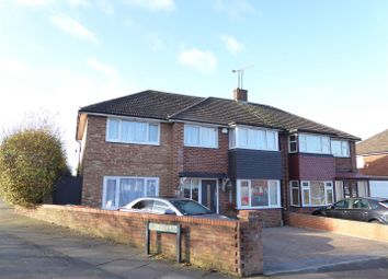 Thumbnail 4 bed semi-detached house for sale in Millers Ley, Dunstable