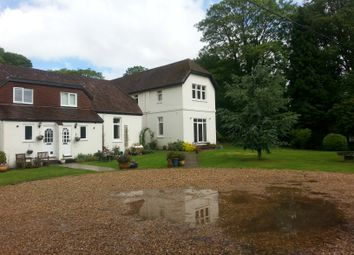 Thumbnail 2 bed terraced house to rent in Ockham Hall, Kingsley Common, Kingsley, Bordon