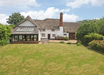 Thumbnail 3 bed detached house for sale in Yettington, Budleigh Salterton