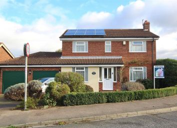 Thumbnail 4 bed detached house for sale in Oak Road, North Duffield, Selby